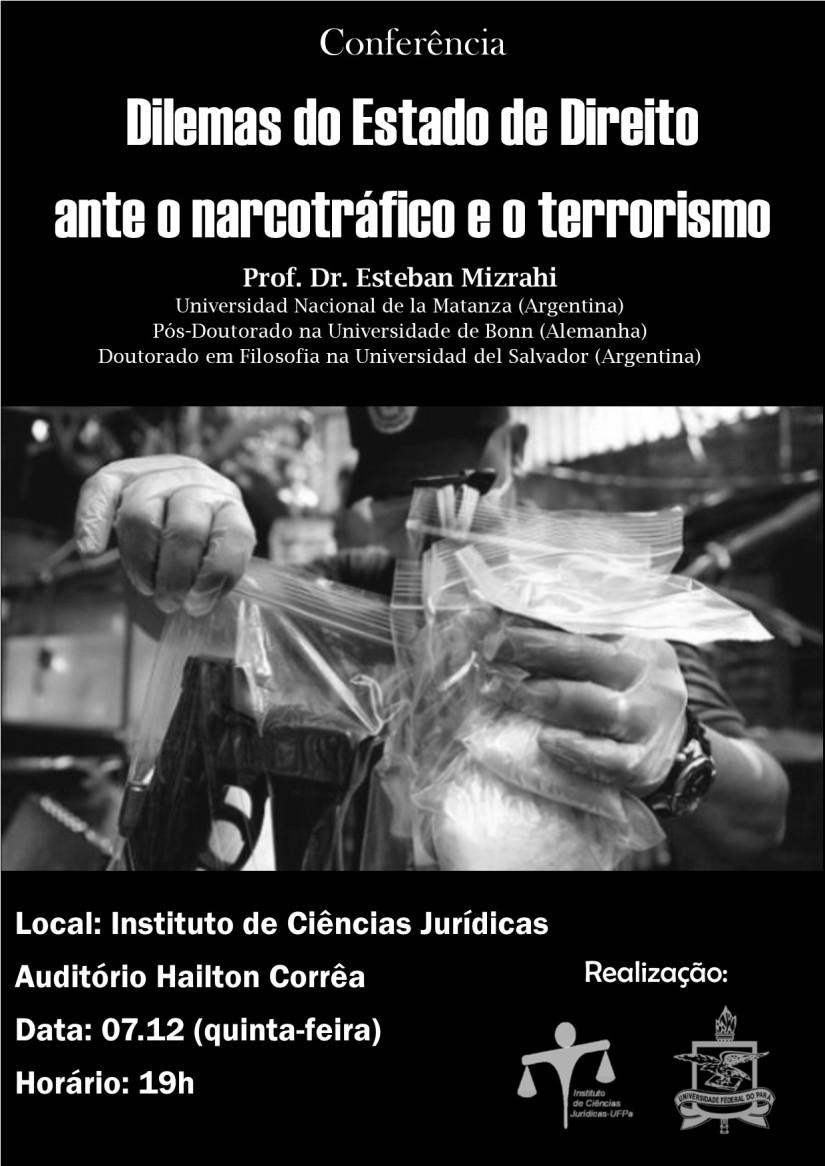 Conferência Narcotráfico e Terrorismo